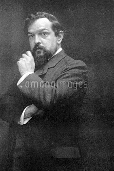 Claude Debussy ( 1862-1918 ), French composer. RV-870746