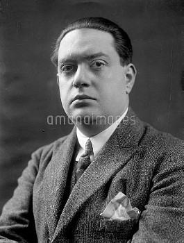 Darius Milhaud ( 1892-1974 ), French composer. RV-23174