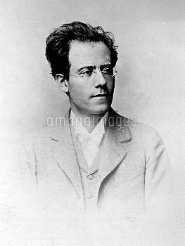 Gustav Mahler ( 1860-1911 ), composer and Austrian conductor. HRL-502653
