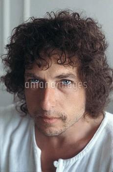 Bob Dylan, American singer. France, 1978.