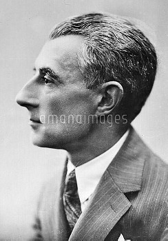 Maurice Ravel (1875-1937), French composer.
