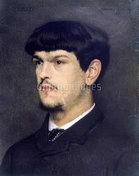 Marcel-André Baschet (1862-1941). Claude Debussy ( 1862-1918 ), French composer, 1884. Paris, musée