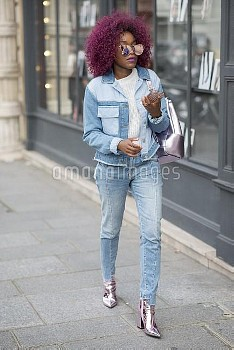 STREETSTYLE 2018S/S Spring Summer 2018 Paris