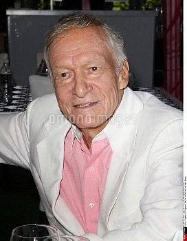9 May 2013 - Hombly Hills, California - Hugh Hefner. Playboy's 2013 Playmate Of The Year Luncheon Ho
