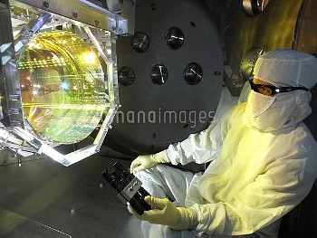 LIGO gravitational wave detector optics
