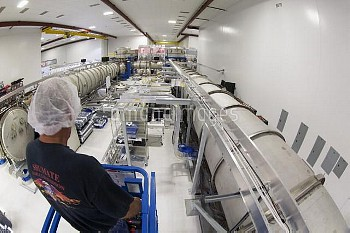 LIGO gravitational wave detector laser