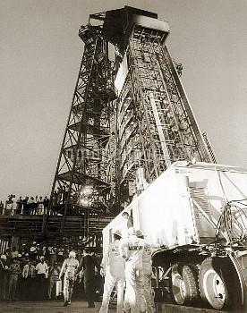 Gordon Cooper, American astronaut