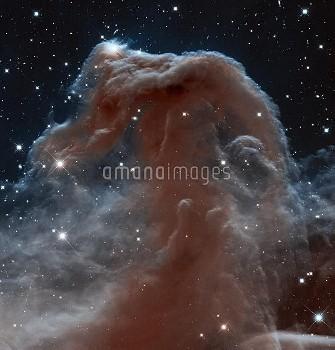 Horsehead Nebula, HST image