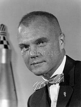 Mercury astronaut, John Glenn