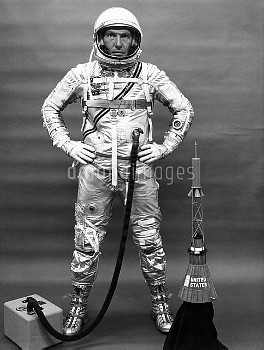 Mercury astronaut Walter Schirra