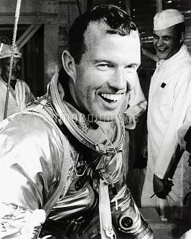 Mercury astronaut L.G. Cooper