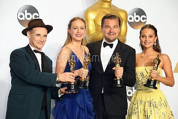Entertainment: 88th Academy Awards