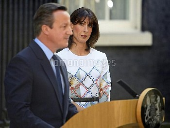 David Cameron resignation speech