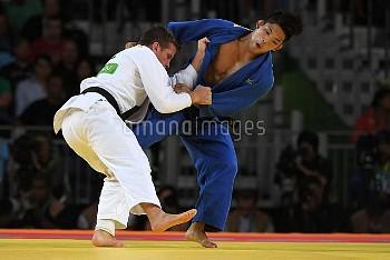 Olympics: Judo