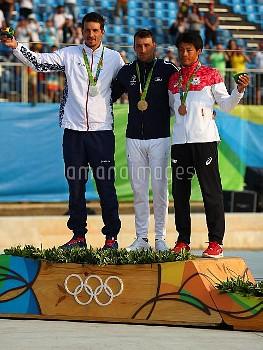 Olympics: Canoe Slalom