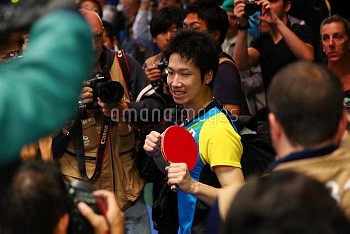 Olympics: Table Tennis