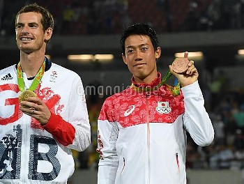 Olympics: Tennis