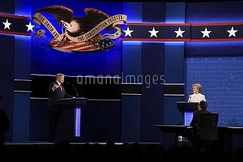 2016年アメリカ大統領選 第3回テレビ討論会