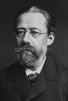 BEDRICH SMETANA  Bedrich Smetana  2 March 1824 - 12 May 1884  Czech composer Credit: Peter Joslin /