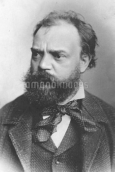 Antonin Leopold Dvorak  8 September 1841 – 1 May 1904  Czech composer  Credit: Peter Joslin / ArenaP