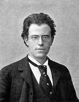 Gustav Mahler 1860 – 1911) late-Romantic Austrian composer and one of the leading conductors of his