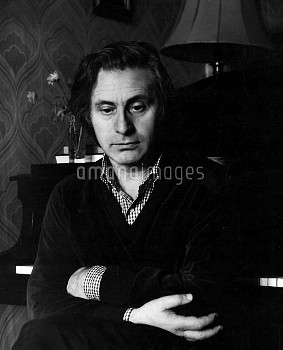 ALFRED SCHNITTKE 1934 - 1998 Russian Composer Credit: Victor Bazhedor / Boosey and Hawkes Collection