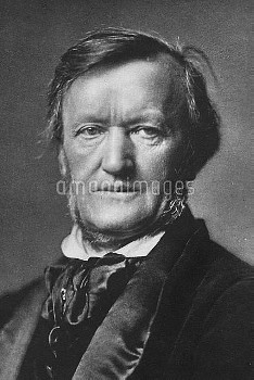 RICHARD WAGNER Wilhelm Richard Wagner  22 May 1813 - 13 February 1883 German composer, conductor, mu