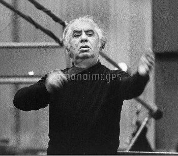 ARAM KHACHATURIAN 1977 Russian Composer 1903 - 1978 Credit Clive Barda / ArenaPAL