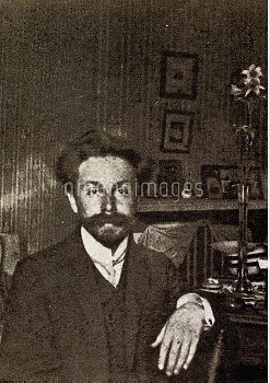 Alexander Nikolayevich Scriabin 1872 – 27 April 1915). Russian composer and pianist.