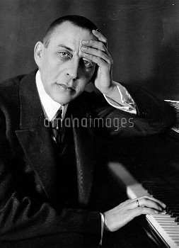 Sergei Vasilyevich Rachmaninoff