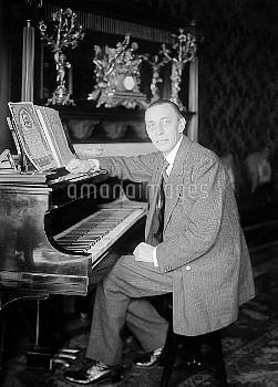 Sergei Vasilyevich Rachmaninoff.