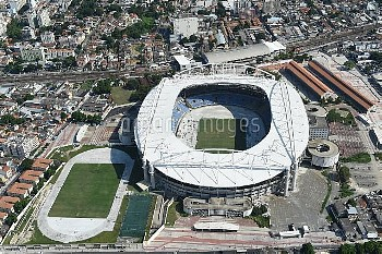 【マラカナン地区】MARACANA ZONE,OLYMPIC STADIUM,ATHLETICS,FOOTBALL