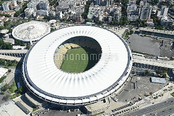 【マラカナン地区】MARACANA ZONE, MARACANA COMPLEX,FOOTBALL,CEREMONIES,VOLLEYBALL