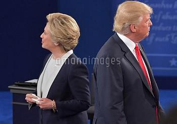 2016年アメリカ大統領選 第2回テレビ討論会