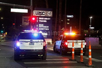 More than 20 dead and 100 injured in mass shooting on Las Vegas Strip