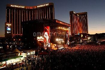 Mass shooting at music festival in Las Vegas
