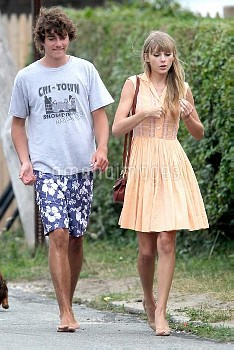 **Exclusive** Taylor Swift and Conor Kennedy enjoy a romantic weekend together at the Kennedy family