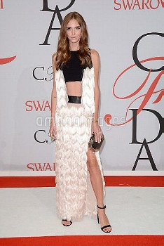 2015 CFDA Fashion Awards - Red Carpet ArrivalsFeaturing: Chiara FerragniWhere: Manhattan, New Yor