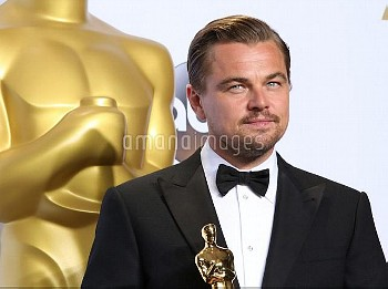 The 88th Oscars live from the Dolby Theatre - Press RoomFeaturing: Leonardo DiCaprioWhere: Los An