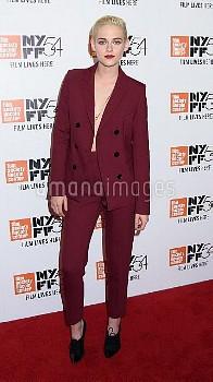 54th NYFF Certain Woman PremiereFeaturing: Kristen StewartWhere: New York, New York, United State