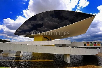 Oscar Niemeyer (1907-2012) Brazilian Architect