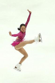 浅田真央、フィギュアスケート グランプリシリーズ第3戦中国杯で優勝