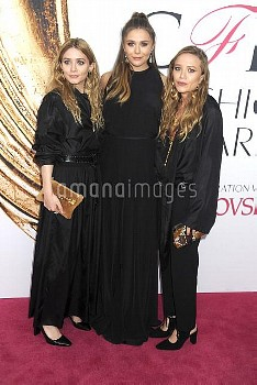 Ashley Olsen, Elizabeth Olsen, Mary-Kate Olsen