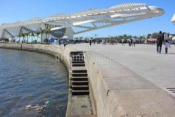 リオ五輪が開催されるリオデジャネイロのグアナバラ湾
