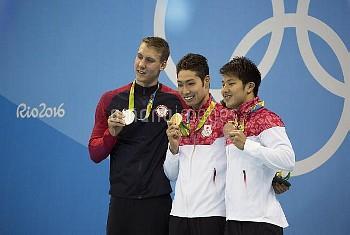 RIO 2016 - Swimming: Men's