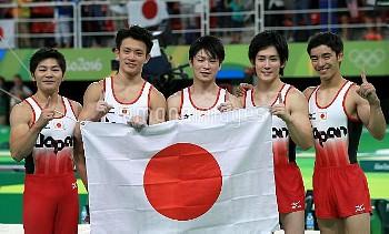 RIO 2016 - Artistic Gymnastics: Men's