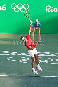 RIO 2016 - Tennis: Men's