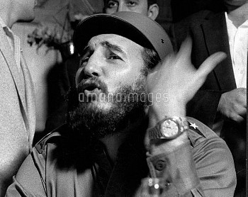 Fidel Castro 1926-2016 Cuban Politician And Revolutionary
