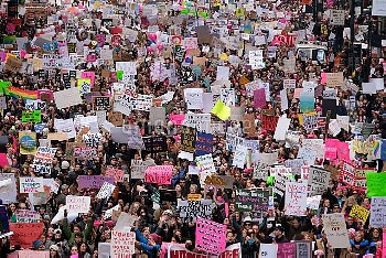 Women's March 2017: NEW YORK CITY