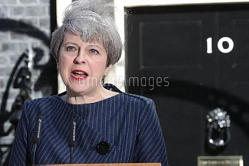 Theresa May Calls for Early Election